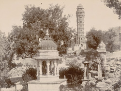 Bara Kirthambh [Jaya Stambh] Tower of Victory at Chitorgarh